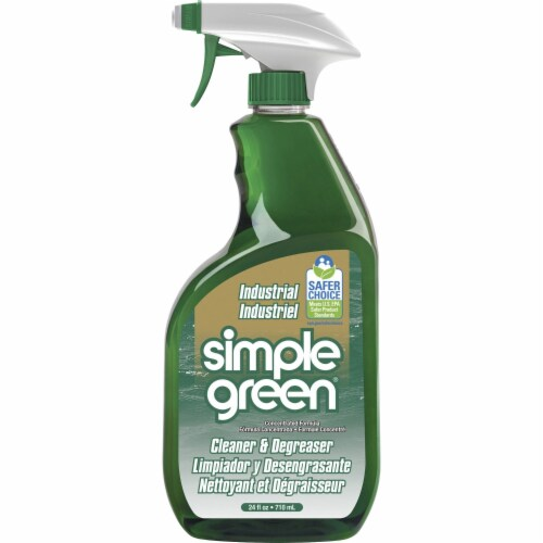 Simple Green Cleaner,Concent, 24oz,Gn 13012 Perspective: front