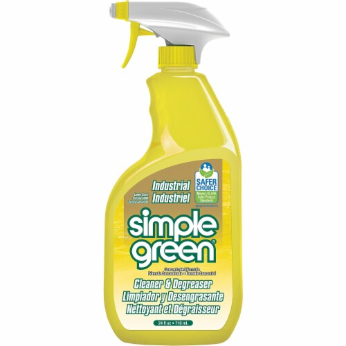 Simple Green Cleaner,Lmn,All,Purp,24oz 14002 Perspective: front
