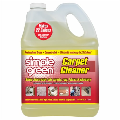 Simple Green Pro Grade Carpet Cleaner Perspective: front