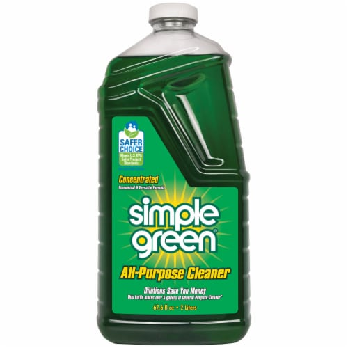 Simple Green All-Purpose Concentrated Cleaner Perspective: front