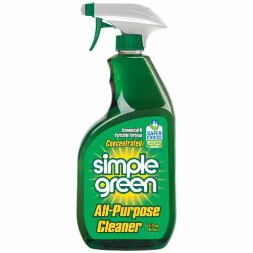 Simple Green All-Purpose Concentrated Cleaner Spray Bottle Perspective: front