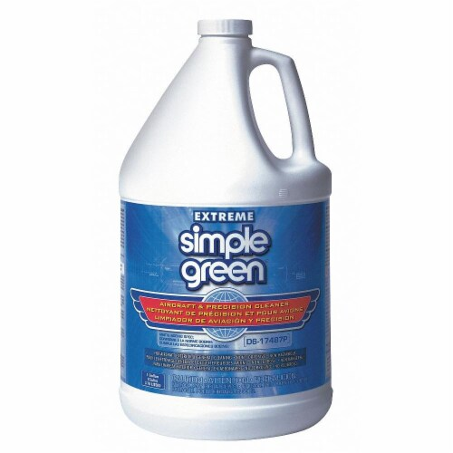 Simple Green Cleaner,Arcrft,Extrm,1g,4 13406 Perspective: front