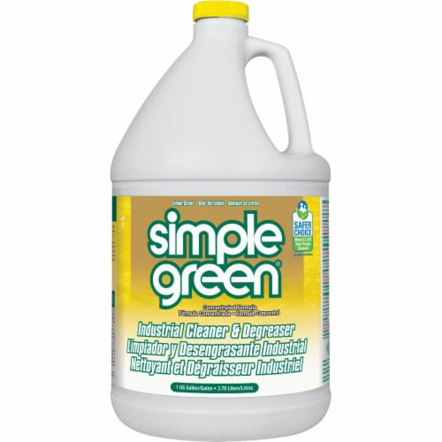 Simple Green 1 Gal. Lemon Liquid Cleaner & Degreaser 3010200614010 Perspective: front