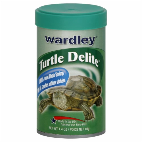 Wardley Turtle Delite Perspective: front