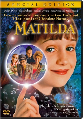 Matilda (1996 - DVD - Special Edition) Perspective: front