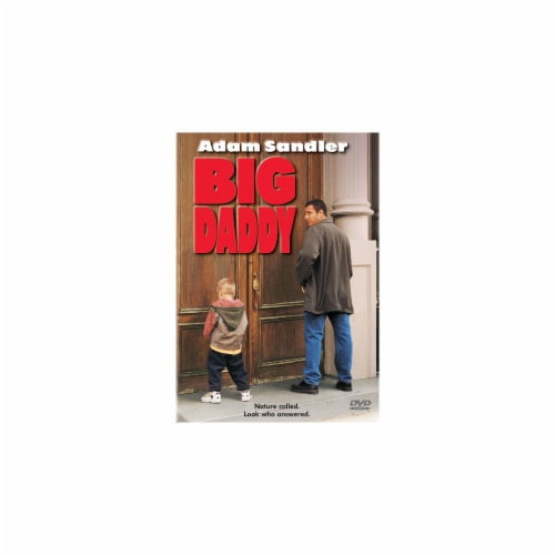 Big Daddy (DVD) Perspective: front