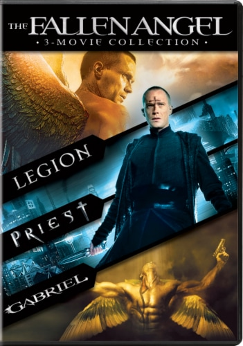Archangel Multi-Feature Fall 2012 DVD Perspective: front