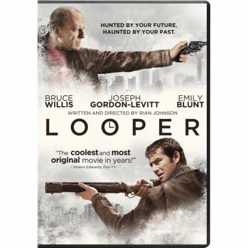 Looper (2012 - DVD/UltraViolet) Perspective: front