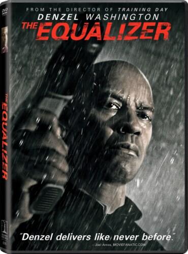 The Equalizer (2014 - DVD/UltraViolet™) Perspective: front