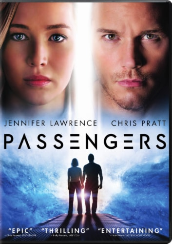 Passengers (2016 - DVD) Perspective: front