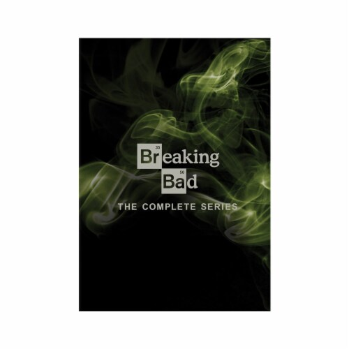 Breaking Bad: The Complete Series (DVD) Perspective: front