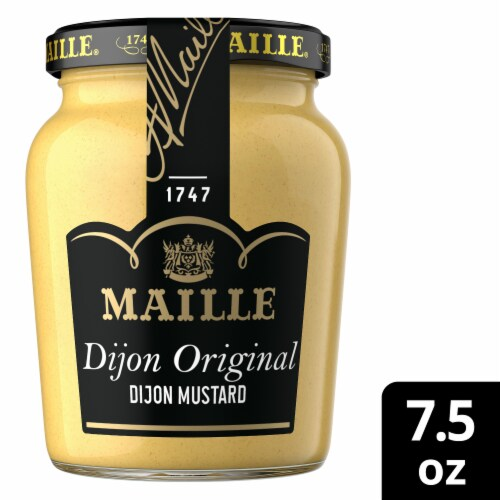 Maille Dijon Originale Traditional Dijon Mustard Perspective: front