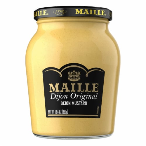 Maille Traditional Dijon Originale Mustard Perspective: front
