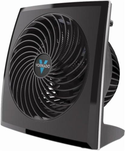Vornado 573 Whole Room Air Circulator - Black Perspective: front