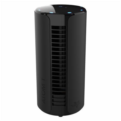 Vornado Atom 1 Oscillating Desktop Tower Fan Perspective: front