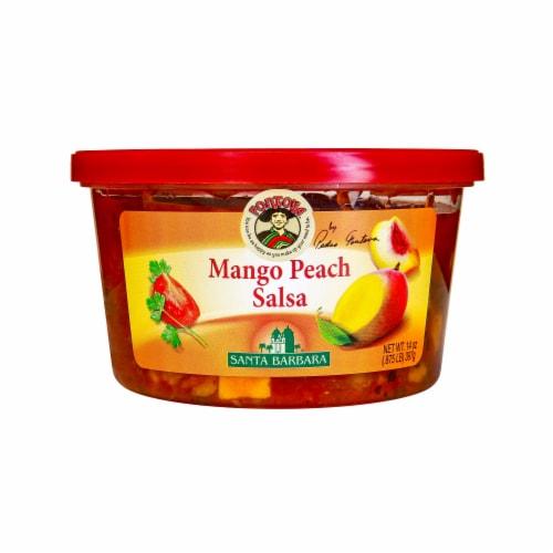 Fontova Medium Mango Peach Salsa Perspective: front