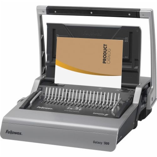 Fellowes Galaxy Manual Binding Machine 5218201 Perspective: front