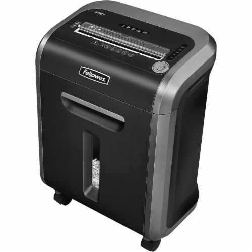Fellowes Powershred Paper Shredder 3227901 Perspective: front