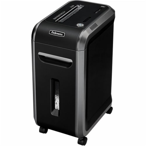 Fellowes Powershred Paper Shredder 3229901 Perspective: front