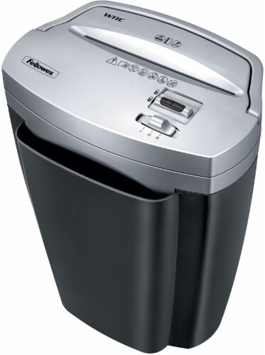 Fellowes W11c Paper Shredder Perspective: front