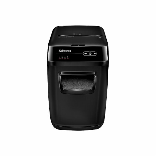 Fellowes AutoMax Paper Shredder 4653501 Perspective: front