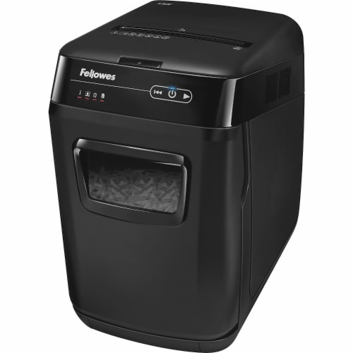 Fellowes AutoMax Paper Shredder 4680001 Perspective: front