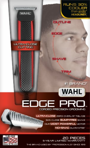 Wahl T-Styler Pro Corded Trimmer Perspective: front