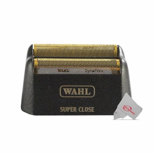Wahl Finale Shaver Foil (7043-100) Perspective: front