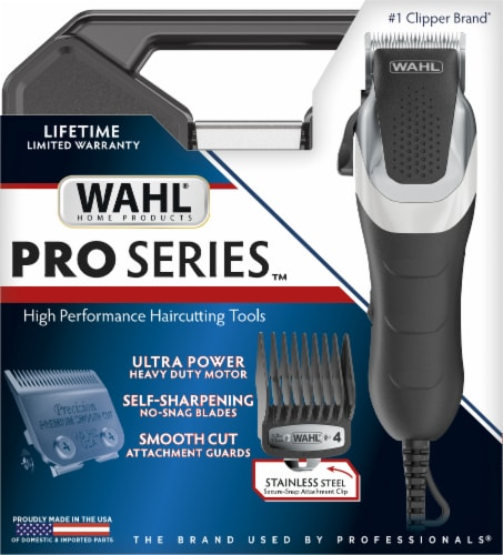 Wahl Pro Series High Performance Hair Cutting Tools Perspective: front