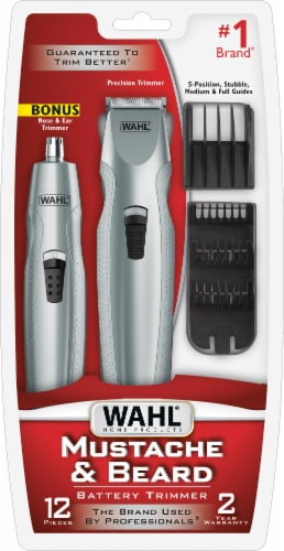 Wahl Mustache Beard Trimmer Perspective: front