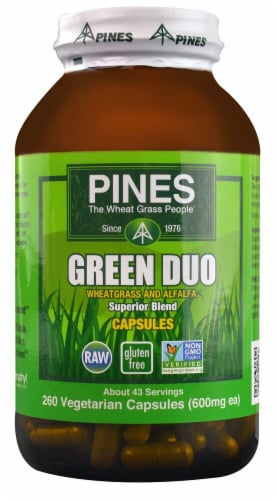 Pines International  Green Duo Perspective: front