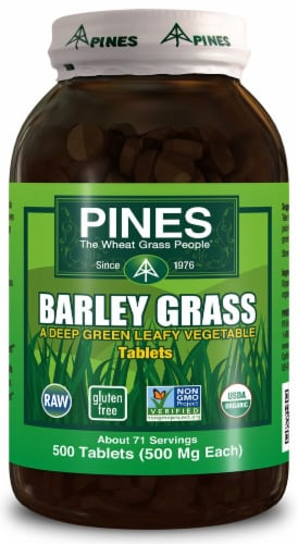Pines International  Barley Grass Perspective: front