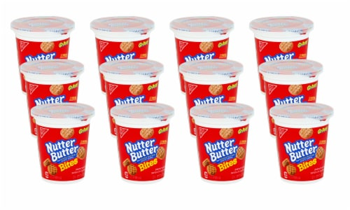 Nutter Butter Bites Go-Pak 12 Count Perspective: front