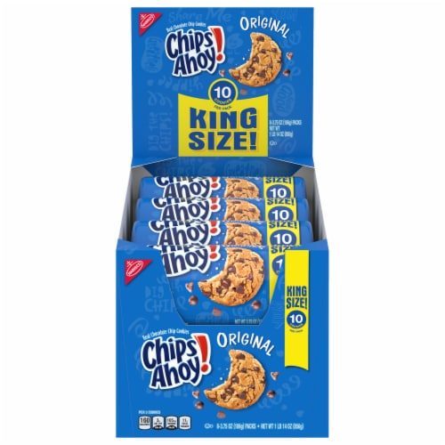 Chips Ahoy! Original King Size Perspective: front