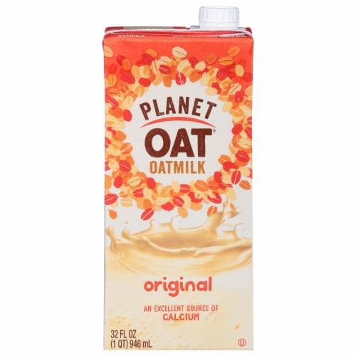 Planet Oat Original Oatmilk Perspective: front