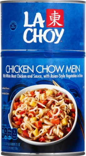 La Choy Chicken Chow Mein Perspective: front