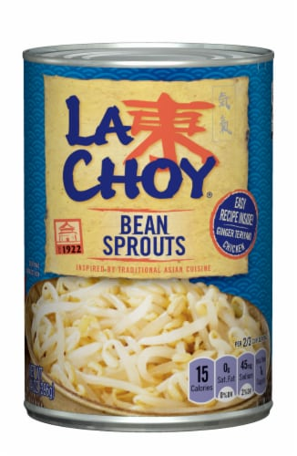 La Choy Bean Sprouts Perspective: front