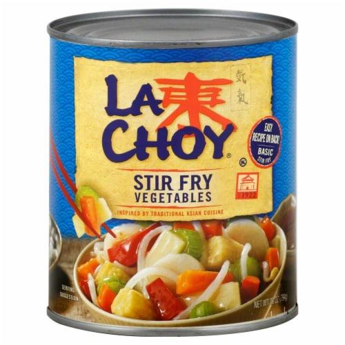 La Choy Stir-Fry Vegetables Perspective: front