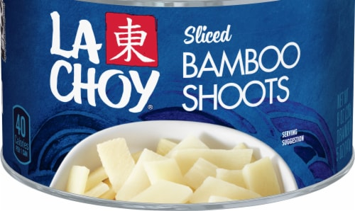 La Choy Fancy Bamboo Shoots Perspective: front