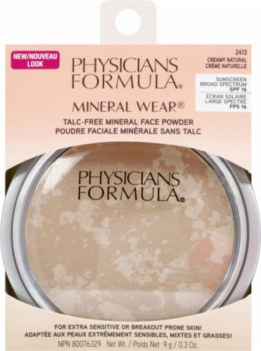 Physicians Formula Creamy Natural Face Powder Perspective: front