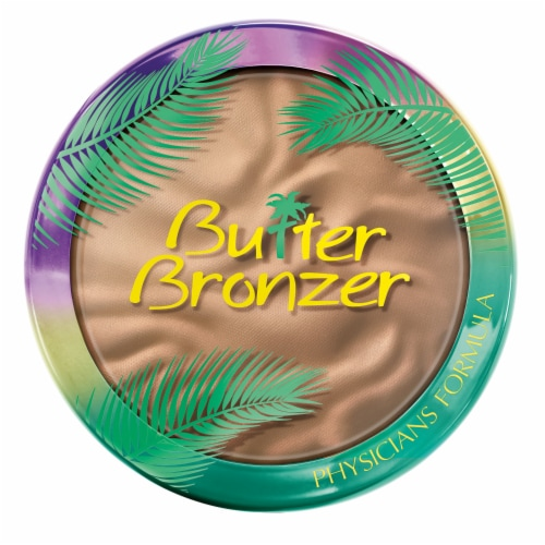 Physicians Formula 6676 Butter Bronzer Perspective: front