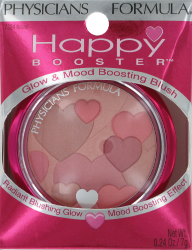 Physicians Formula Happy Booster 7234 Natural Glow & Mood Boosting Blush Perspective: front