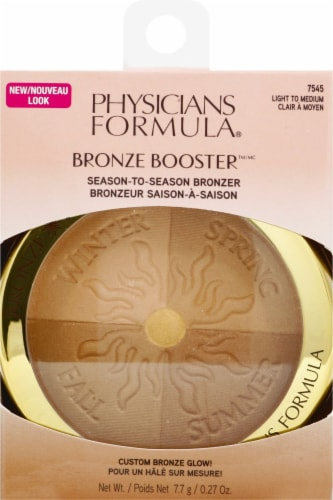 Physicians Formula 7545 Light to Medium Bronze Booster Perspective: front