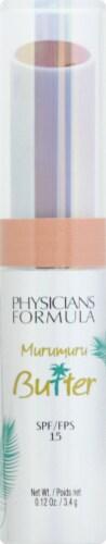 Physicians Formula Murumuru Butter Lip Cream SPF 15 Perspective: front