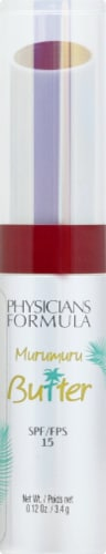 Physicians Formula Murumuru Butter Lip Cream SPF 15 Perspective: front
