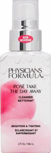 Physicians Formula Rose Take the Day Away Cleanser Perspective: front