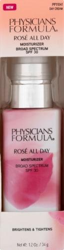 Physicians Formula Rose Moisturizer SPF30 Perspective: front