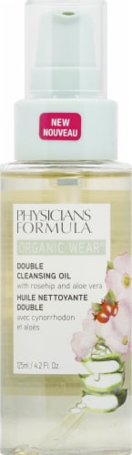 Physicians Formula Organic Wear Double Cleansing Oil Perspective: front