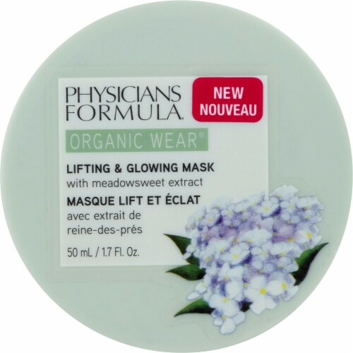 Physicians Formula Organic Wear Lifting & Glowing Mask Perspective: front