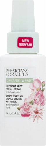 Physicians Formula Organic Wear Nutrient Mist Perspective: front
